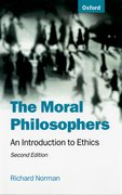 Cover for The Moral Philosophers