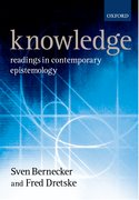 Cover for Knowledge