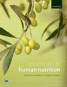 Cover for Essentials of Human Nutrition - 9780198752981