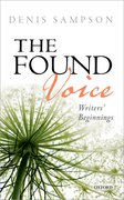 Cover for The Found Voice