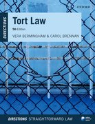Cover for Tort Law Directions
