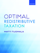 Cover for Optimal Redistributive Taxation