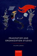 Cover for Pragmatism and Organization Studies