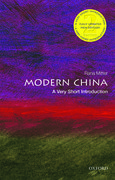 Cover for Modern China: A Very Short Introduction