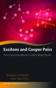 Cover for Excitons and Cooper Pairs