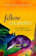Cover for Fellow Creatures - 9780198753858