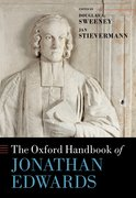 Cover for The Oxford Handbook of Jonathan Edwards