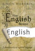Cover for How English Became English