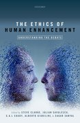 Cover for The Ethics of Human Enhancement