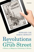 Cover for Revolutions from Grub Street