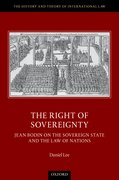 Cover for The Right of Sovereignty