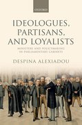 Cover for Ideologues, Partisans, and Loyalists
