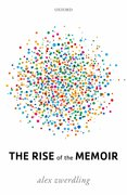 Cover for The Rise of the Memoir