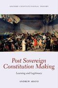 Cover for Post Sovereign Constitutional Making