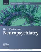 Cover for Oxford Textbook of Neuropsychiatry
