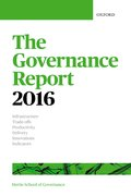 Cover for The Governance Report 2016