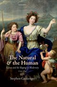 Cover for The Natural and the Human
