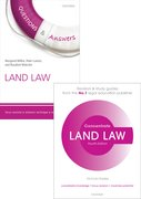 Cover for Land Law Revision Pack 2015
