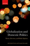 Cover for Globalization and Domestic Politics