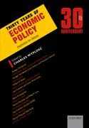 Cover for Thirty Years of Economic Policy