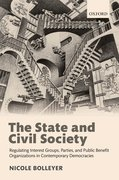 Cover for The State and Civil Society