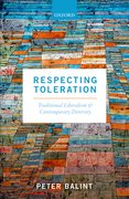 Cover for Respecting Toleration