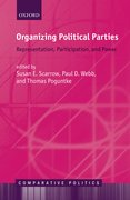 Cover for Organizing Political Parties