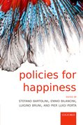 Cover for Policies for Happiness