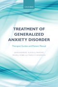 Cover for Treatment of generalized anxiety disorder