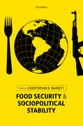Cover for Food Security and Sociopolitical Stability