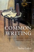 Cover for Common Writing