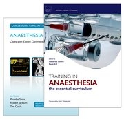 Cover for Training In Anaesthesia and Challenging Concepts in Anaesthesia Pack