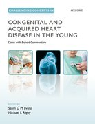 Cover for Challenging Concepts in Congenital and Acquired Heart Disease in the Young