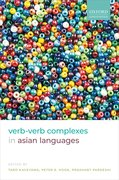 Cover for Verb-Verb Complexes in Asian Languages
