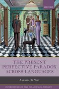 Cover for The Present Perfective Paradox across Languages