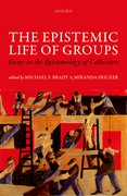 Cover for The Epistemic Life of Groups