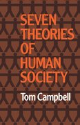 Cover for Seven Theories of Human Society
