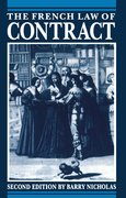Cover for The French Law of Contract