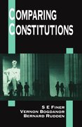 Cover for Comparing Constitutions