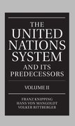Cover for The United Nations System and Its Predecessors