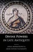 Cover for Divine Powers in Late Antiquity