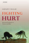Cover for Fighting Hurt