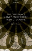 Cover for The Ordnance Survey and Modern Irish Literature