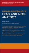 Cover for Oxford Handbook of Head and Neck Anatomy
