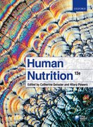 Cover for Human Nutrition - 9780198768029