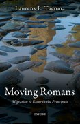 Cover for Moving Romans