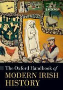 Cover for The Oxford Handbook of Modern Irish History