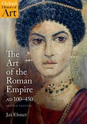 Cover for The Art of the Roman Empire - 9780198768630