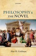 Cover for Philosophy and the Novel