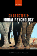 Cover for Character and Moral Psychology